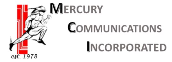 Mercury Communications Inc.